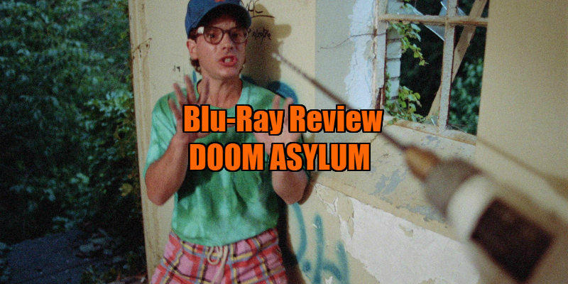 DOOM ASYLUM review