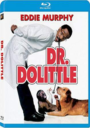 Doctor Dolittle 1998 BRRip 700MB Hindi Dual Audio 720p