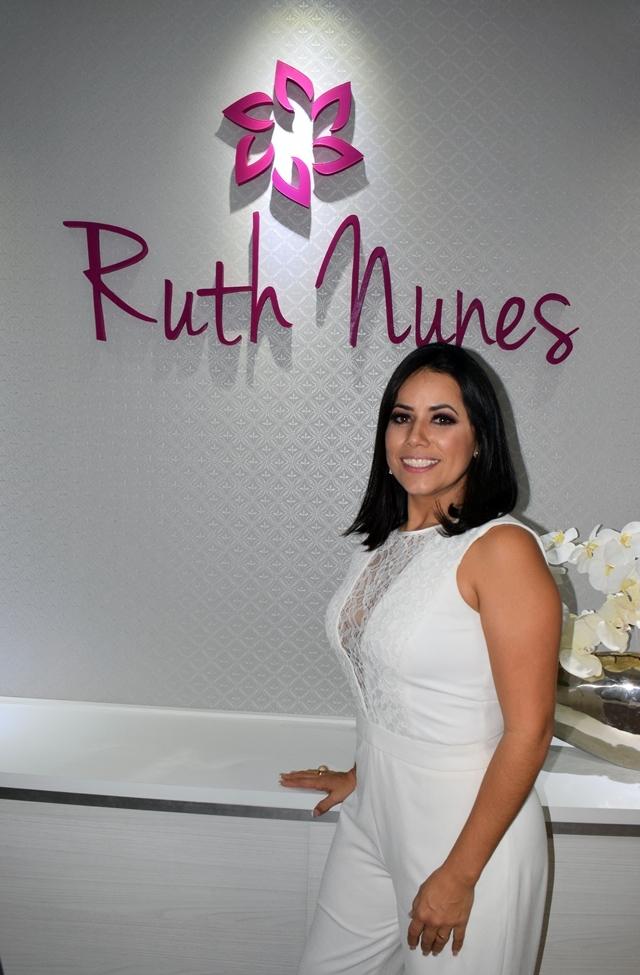 Dra. Ruth Nunes inaugura nova e moderna clínica de estética e saúde em Santa Cruz