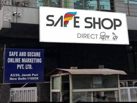 Safe Shop India Office