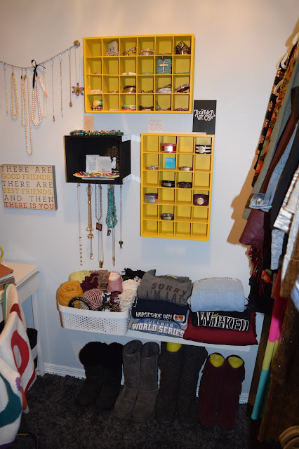 Clutter Challenge accepted - master closet