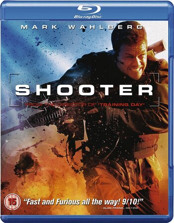 Shooter (2007) Dual Audio Hindi 720p BluRay x264 1.1GB Movie Download