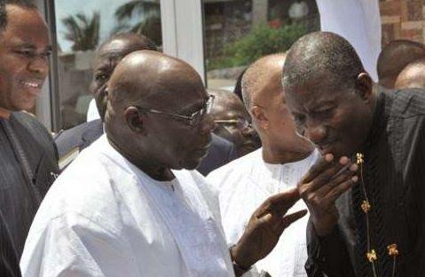 OBASANJO IS BOSS OF BOSSES, says Jonathan