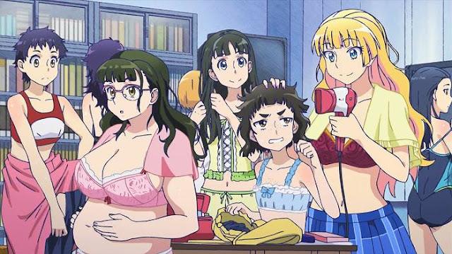 #oshietegalkochan #galko_anime #ギャル子ちゃん  #BBW