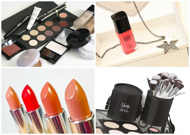 Make-Up Vanity Essentials - Start Your Day like a Goddess