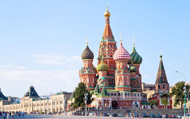 Beyaz Geceler Diyarı Rusya