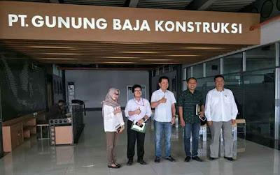Lowongan Kerja Jobs : Driver, Admin QC, Manager PPIC, Engineer Manager Min SMA SMK D3 S1 PT Gunung Baja Konstruksi Membutuhkan Tenaga Baru Besar-Besaran Seluruh Indonesia