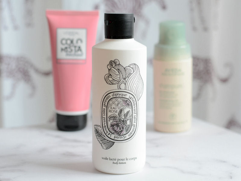 Diptyque Eau Rose Body Lotion Review