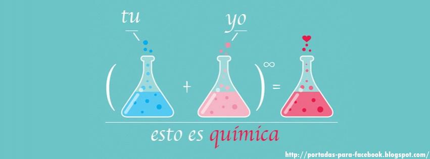 Portadas Para Facebook: Portada Para Facebook De Química