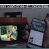 Vidéo: Voyez comment ce jeune homme était capable de convertir la vieille TV vers les années soixante-dix à la TV intelligente lui a montré son écran de téléphone