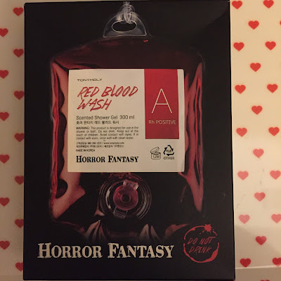 Tony Moly Horror  Fantasy Red Blood Wash