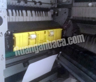 Kode Paper Jam dan Penjelasannya pada Mesin Fotocopy Canon IR2270/ IR2870/ IR3570/ IR4570