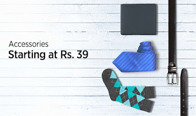 Accessories Starting @ Rs 39 Only