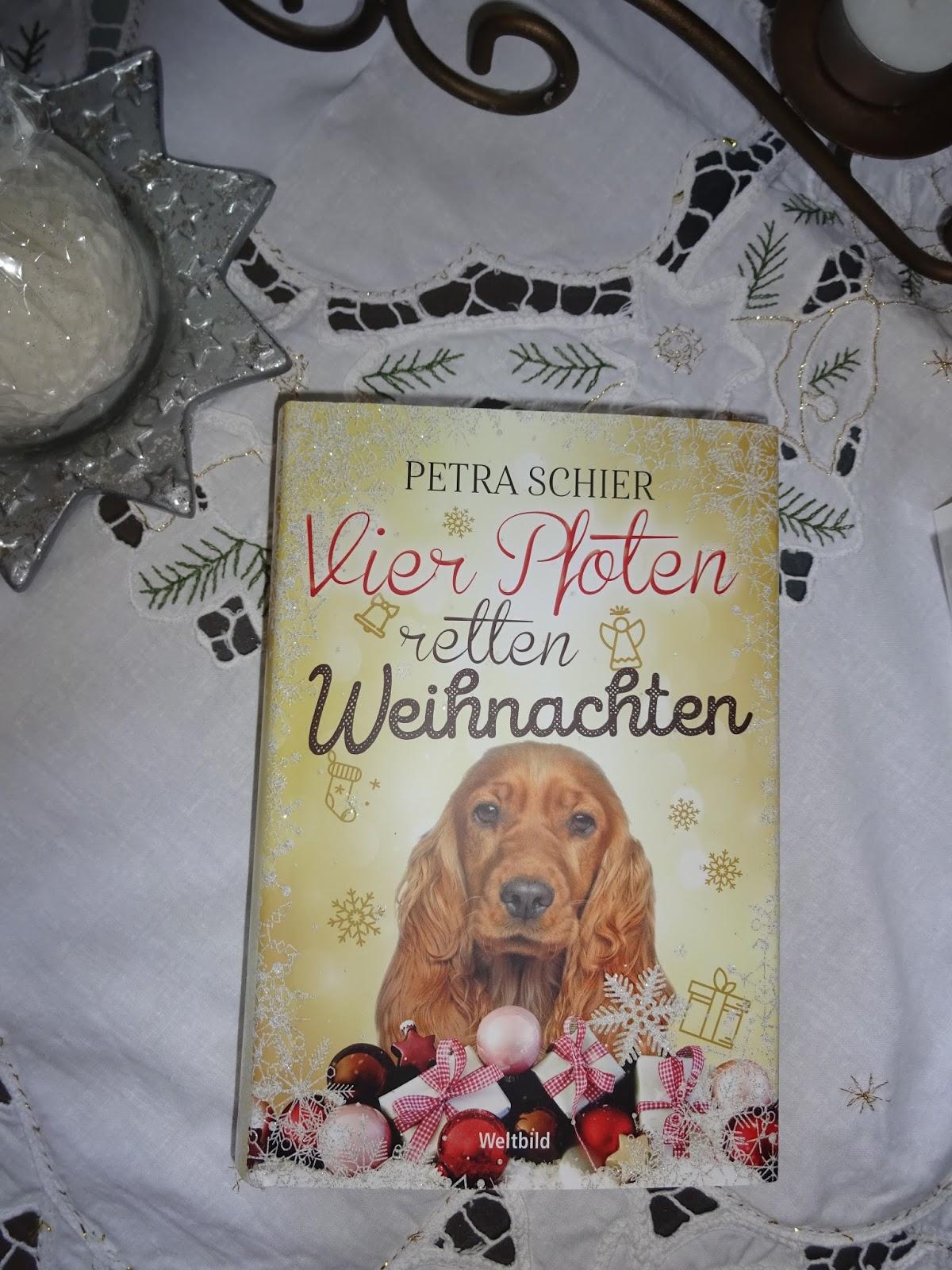 Sommerleses Bücherkiste: Vier Pfoten retten Weihnachten - Petra Schier