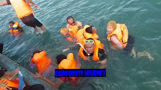 PAKET TOUR WISATA PANTAI TANJUNG LESUNG BANTEN - WATER SPORT