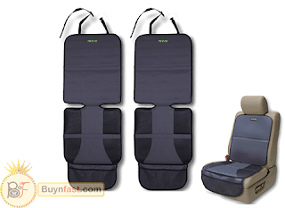 Drive Auto Products presents the new Car Seat Protector (2-Pack)