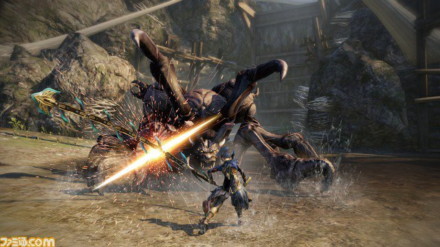 This Week In Videogames 07/02/2016 toukiden 2 spider oni