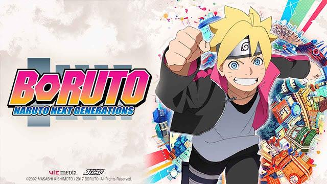 Jadwal Rilis Anime Boruto : Naruto Next Generation