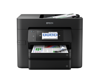Epson Workforce Pro WF-4740DTWF Driver Downloads