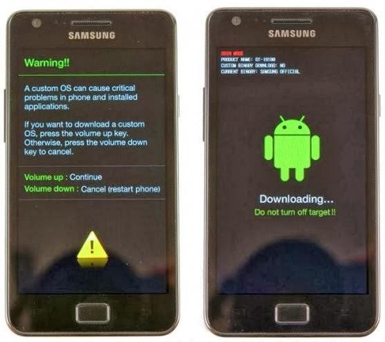 Convert Samsung Korean S2 [SHW-M250S/K] Into International Version