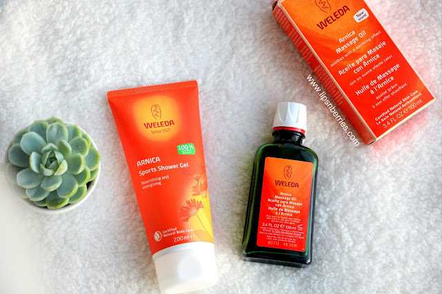 Weleda Arnica Sports Shower Gel Review