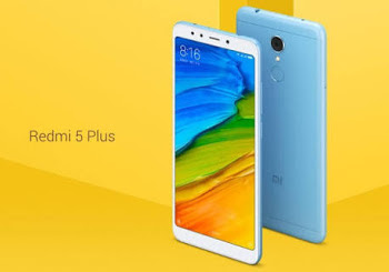 Specifications and Price of Xiaomi Redmi 5 Plus Phone