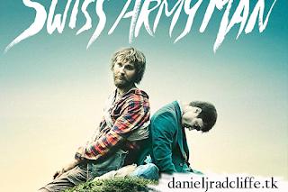 Swiss Army Man: UK DVD & Blu-ray artwork
