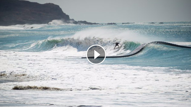 The Dock Surfing With Chippa Wilson Eithan Osborne Noa Deane and Dion Agius
