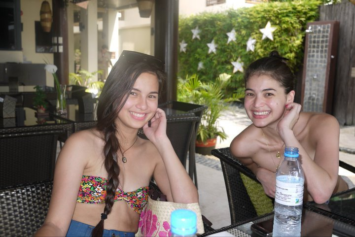 Anne Curtis  Sexy Bikini Pics With Her Friends  Asian Sexy Girls -6609