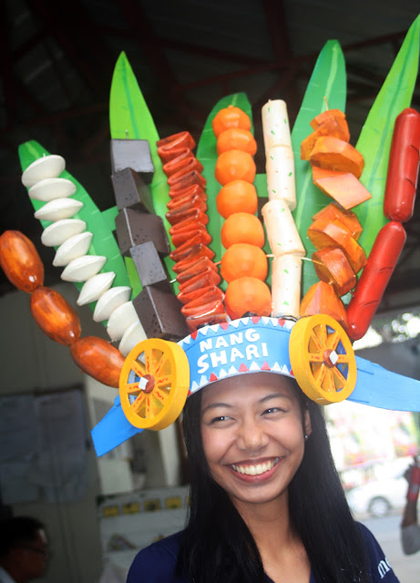 Oishari Crazy Hats
