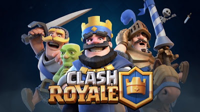 Clash Royale Resmi Rilis Global di Android