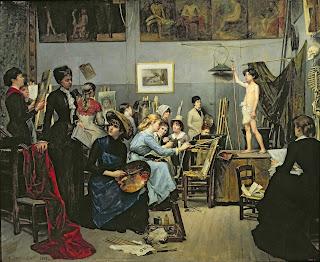 Sejarah Pendidikan Seni Rupa Tahun 1960