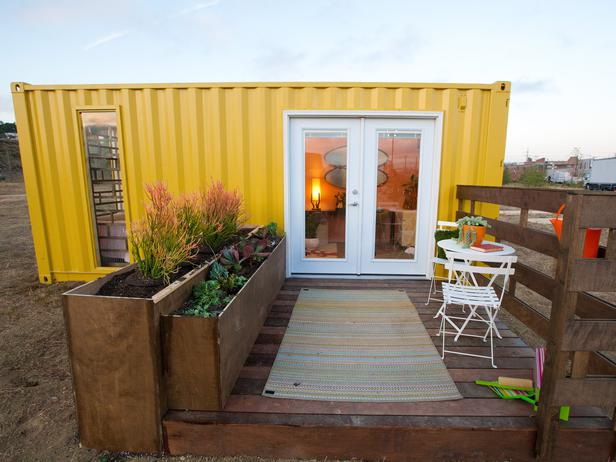 Shipping Container Homes All Stars Hgtv Show Design