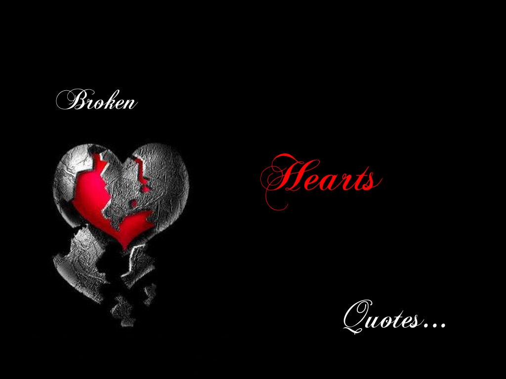 When Two Broken Hearts Meet Quotes: Broken Heart Sayings&Quotes