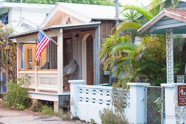 Typisch Key West, Florida - dipitontour