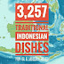 3257 Traditional Indonesian Dishes Discovered