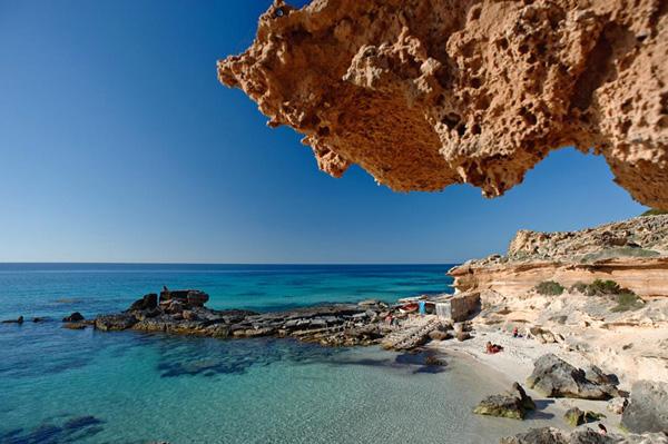 Tourism in Formentera