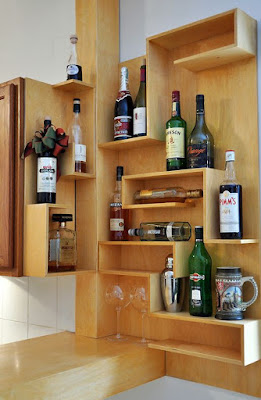 Penjelasan Tentang Mini Bar Dlam Kitchen Set