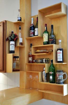 Penjelasan Tentang Mini Bar Dlam Kitchen Set