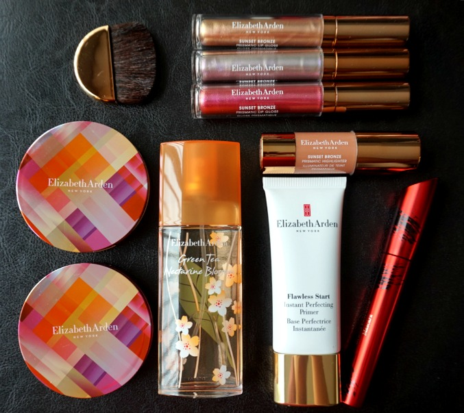 Inspired by the breathtaking sunset, Elizabeth Arden introduces the new Sunset Bronze Limited Edition Color Summer 2016 Collection.