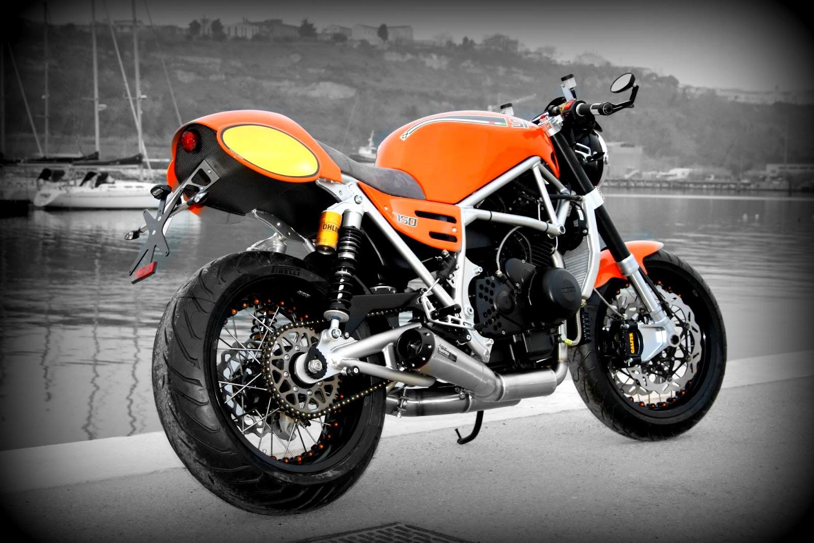 CaraibiRockers: Breganze Motorcycles