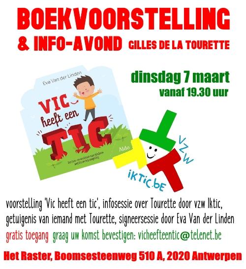 Antwerpen - 7 maart - Boekvoorstelling & info-avond - Het Raster @ Het Raster | Antwerpen | Vlaanderen | België