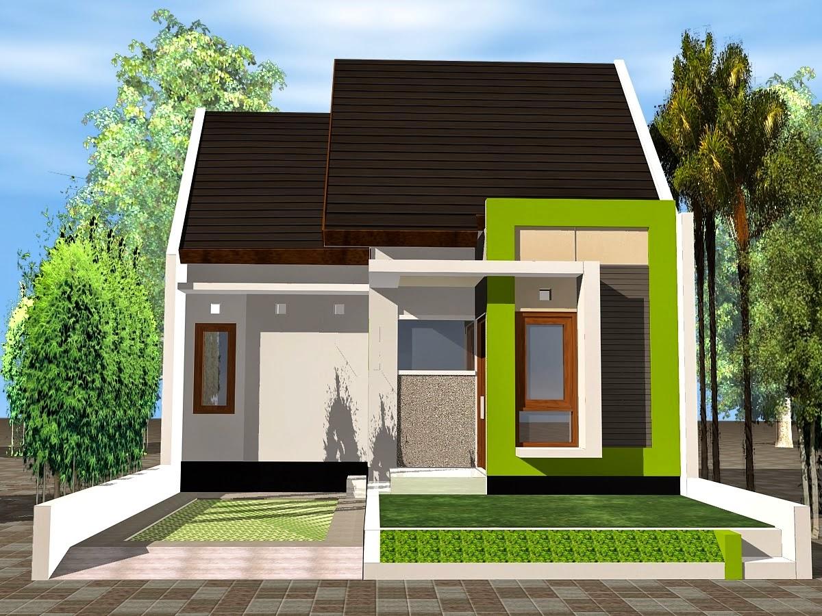 Desain Rumah Sederhana Dengan Biaya Murah Tapi Mewah Modern