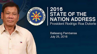 President Duterte first SONA live streaming