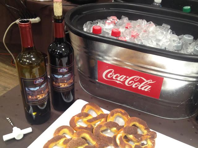 Hampton Inn Albany wine reception