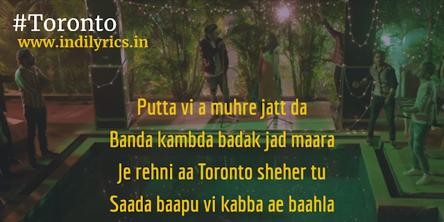 Toronto | Jass Manak ft. Priya | Full Punjabi Song Lyrics with English Translation and Real Meaning | Gangland in Motherlad