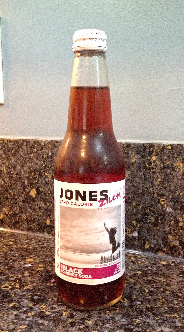 Jones Zero Calorie Black Cherry