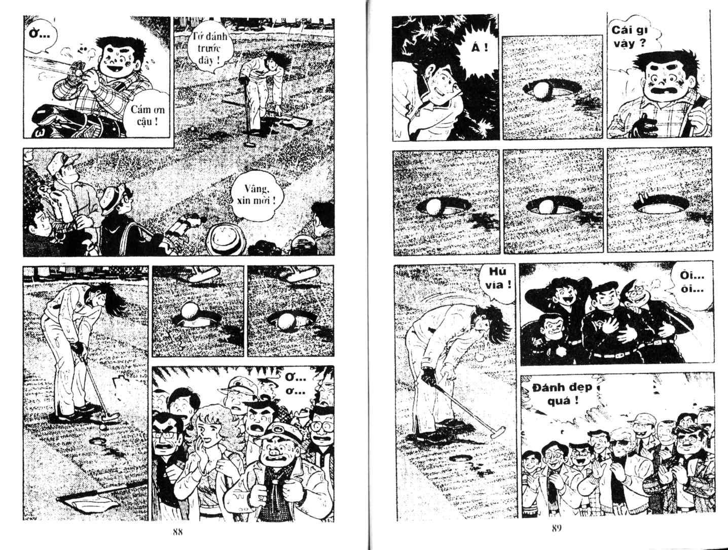 Ashita Tenki ni Naare chapter 9 trang 43