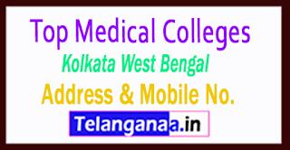 Top Medical Colleges in Kolkata West Bengal