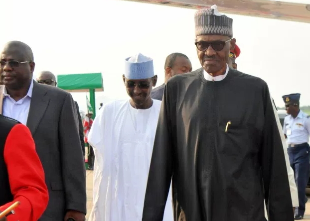 buhari forced to return home